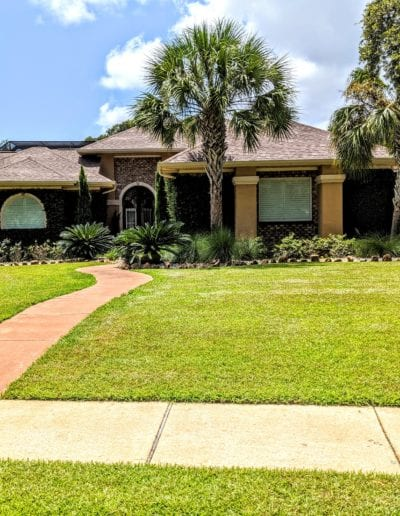 gulf shores yard cleanup services